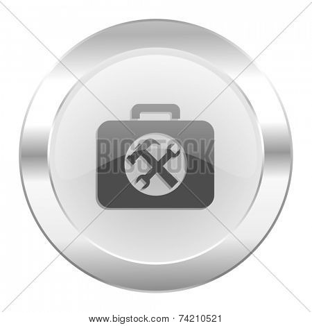 toolkit chrome web icon isolated