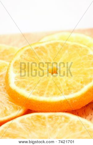 Orange Fruits, Healthy Eating