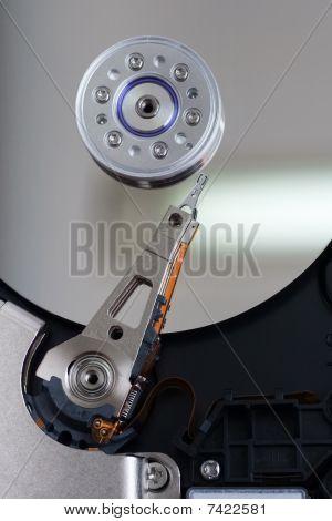 open hard-disk