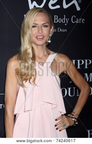 LOS ANGELES - OCT 18:  Rachel Zoe at the Pink Party 2014 at Hanger 8 on October 18, 2014 in Santa Monica, CA