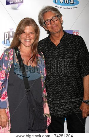 LOS ANGELES - OCT 19:  Eliza Roberts, Eric Roberts at the First Annual Stars Strike Out Child Abuse event to benefit Childhelp at Pinz Bowling Center on October 19, 2014 in Studio City, CA