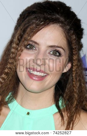 LOS ANGELES - OCT 19:  Jen Lilley at the First Annual Stars Strike Out Child Abuse event to benefit Childhelp at Pinz Bowling Center on October 19, 2014 in Studio City, CA