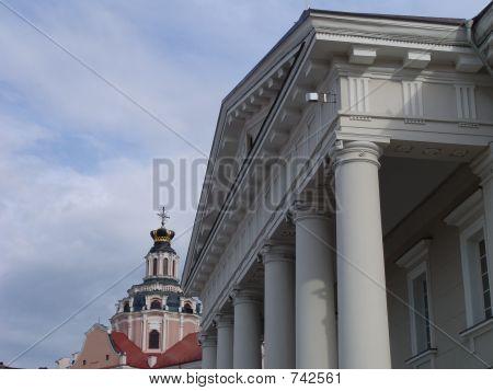 Hall Roof