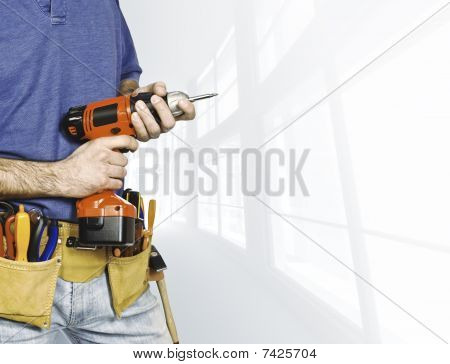 Manual Worker Background