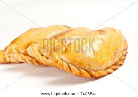 Empanada Closeup