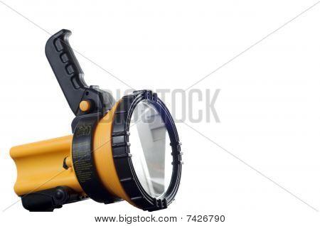 Yellow Flashlight