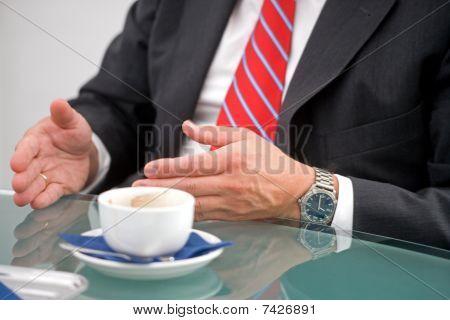 Listo para Coffee break