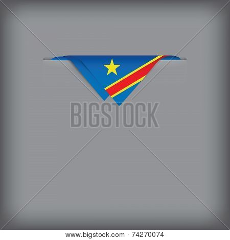 Symbol Of Statehood Flag Congo