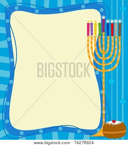 Menorah Note