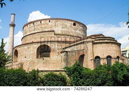 Mausoleum Of Galerius