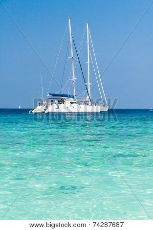 Sailing Oceans Traveling Overseas