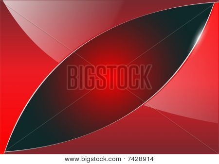 business background redglossy