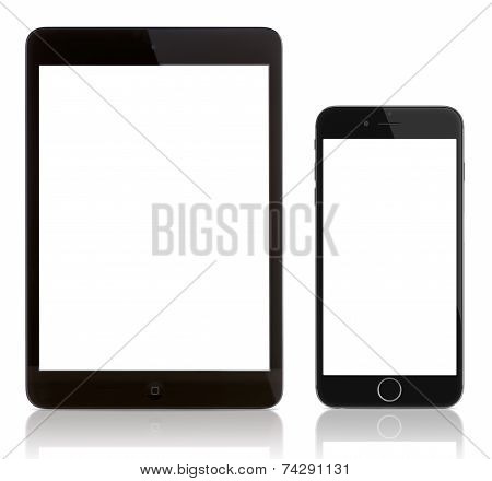 Ipad Mini And Iphone 6 Plus