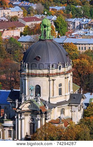 Dominican Church, Lviv, Ukraine