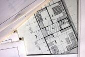 Architecture planning poster
