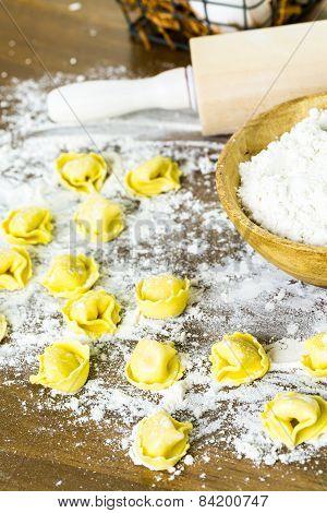 Four Cheese Tortellini