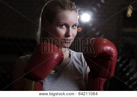 Beauty Fighting Girl