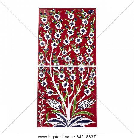 handmade anatolian tile