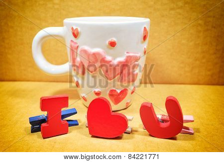 A Cup Of Love With