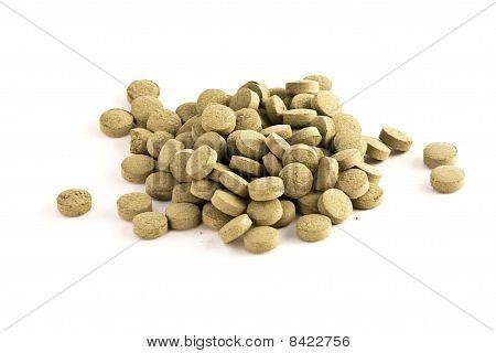 Herb Medicine Pellets