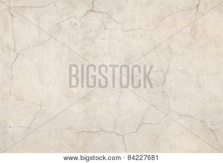 Old Weathered Concrete Wall, Seamless Texture