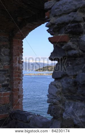 View From Loggia Of The Church Of S. Pietro