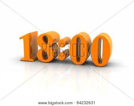 Time 18 O'clock