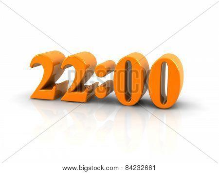 Time 22 O'clock