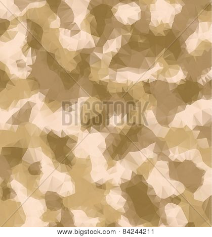 Triangle military camouflage background