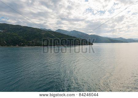 Haitian Coast