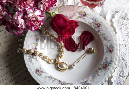 romantic dinner with love, details