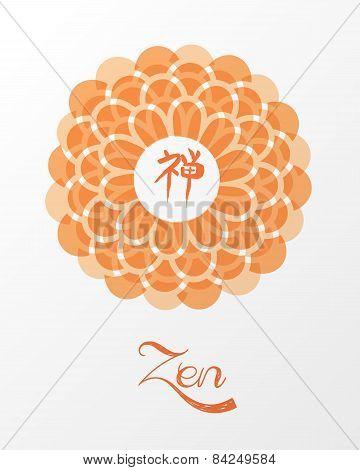 Meditation Zen Lotus Concept