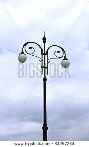 Old Streetlight
