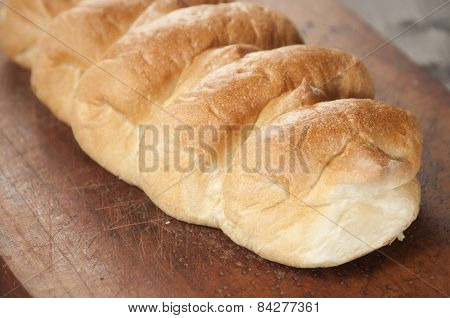 Traditional Wheat Bread