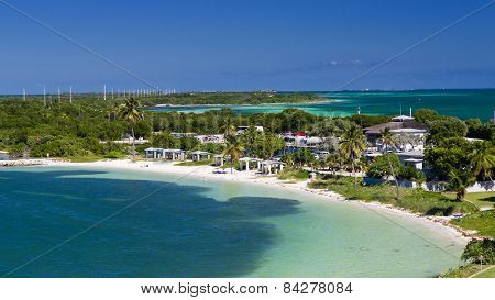 Bay Of The Bahia Honda Beach State Park