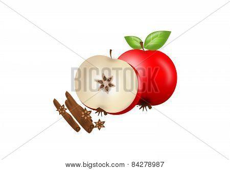 Cinnamon And Apples