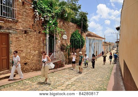TRINIDAD, CUBA - MAY 3, 2014