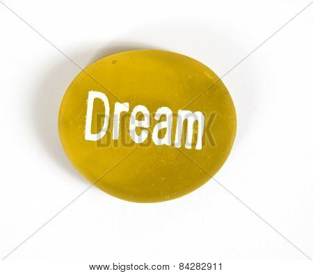 DREAM Encouragment Stone