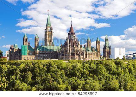Parliament Hill, Ottawa, Ontario, Canada