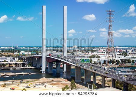 Bolte Bridge by Day
