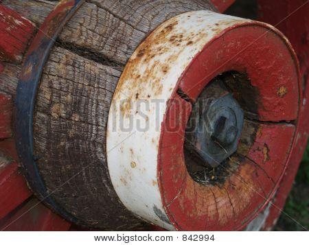 wagon wheel hub