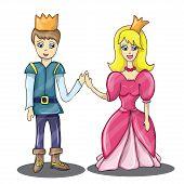 stock photo of prince charming  - Cartoon vector  - JPG