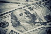 picture of backround  - Stack of US Dollars backround - JPG