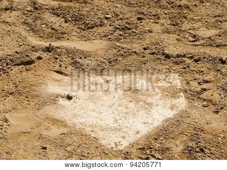 Grungy Homeplate