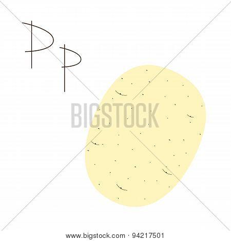 Potato Letter