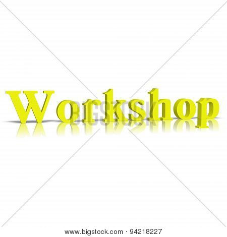 3D Text Workshop