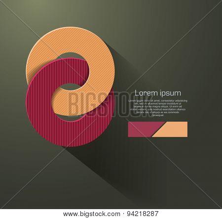 Icon design element