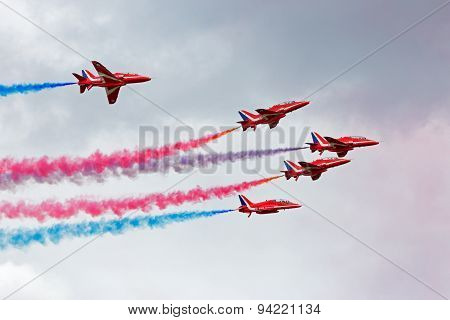Red Arrows Airshow