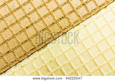 Background Texture Wafer