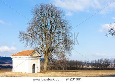 chapel near Kourim, Czech Republic